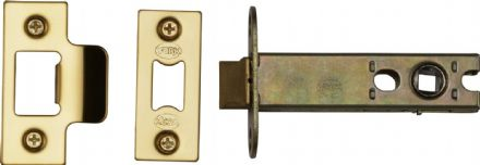 M Marcus York Security YKAL5-PB Architectural Mortice Latch 127mm Polished Brass